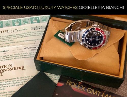 Rolex GMT Master II, anno 1996 – ref. 16710