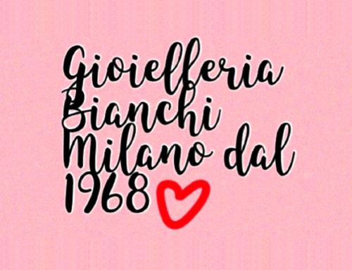 Benvenuti nel nuovo sito della Gioielleria Bianchi!