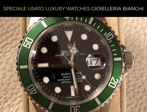 Rolex Submariner Data Ghiera Verde, anno 2009 –  ref. 16610LV