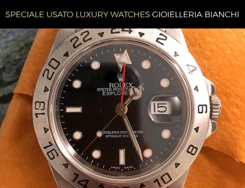 Rolex Explorer II, anno 1999 – ref. 16570-16550