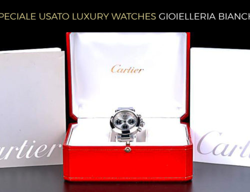 Cartier Pasha C Cronografo, anno 2006 – ref. W31048M7