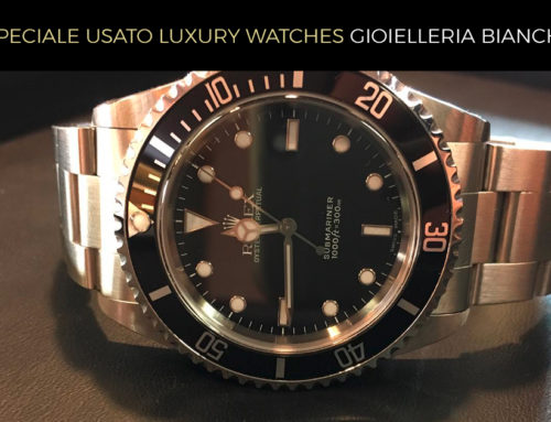 Rolex Submariner, anno 2000 – ref. 14060