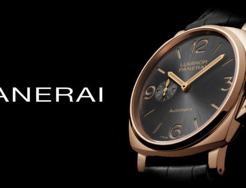 L'orologio Panerai, il marchio italiano famoso in tutto il mondo