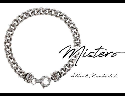Albert M.: Collezione Uomo Mistero – Chain Mermaid Bracelet