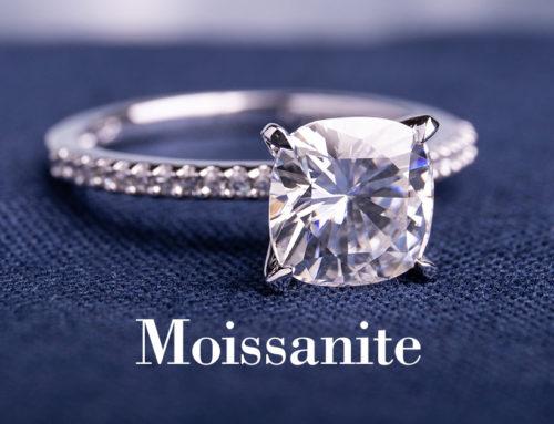 Moissanite: la migliore imitazione del Diamante