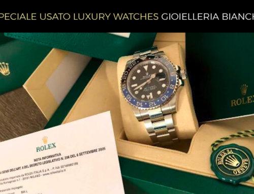 Rolex GMT Batman, anno 2015 – ref. 116710 BLNR